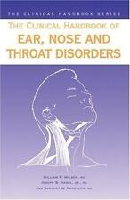 Clinical Handbook of Ear, Nose and Throat Disorders (Clinical Handbook Series),