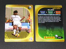 DHORASOO PARIS SAINT-GERMAIN PSG CARTE ACTION PANINI FOOTBALL CARD 2006-2007