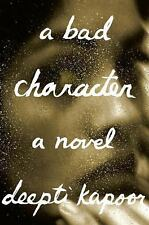 A Bad Character: A novel-ExLibrary