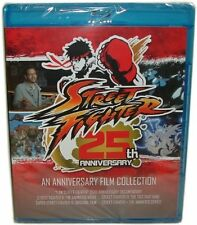 Blu-Ray Street Fighter 25th Anniversary 5-Film Collection BRAND NEW SEALED
