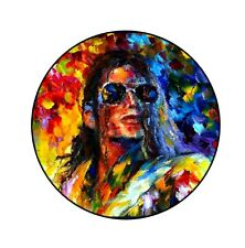 Parche imprimido, Iron on patch, /Textil sticker, Pegatina/ - Michael Jackson