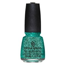CHINA GLAZE Nail Lacquer - Twinkle - Pine-Ing For Glitter