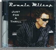 Ronnie Milsap - Just for a Thrill - New 2004, 14 Song CD!