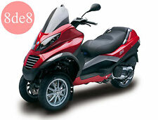 Piaggio MP3 400 ie LT (2011) - Manual de taller en CD