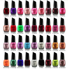 New Colors- 12 Santee Plus Nail Polish Lot - PICK FROM 140 COLORS ~Great Quality