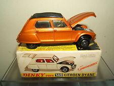 """Dinky Jouet Modèle No. 149 Citroën """"Dyane"""" Saloon MIB"""