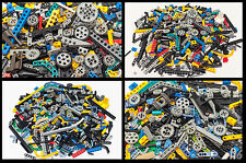 ☀️Lego Bulk Lot 100 Technic Mindstorms NXT RCX Liftarms Bricks Axles Pins Gear