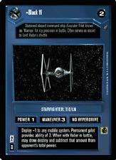 Black 11 [Near Mint/Mint] DEATH STAR II star wars ccg swccg