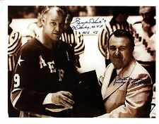 Gordie Howe MVP of the WHA at age 45...Awesome - very RARE!!!