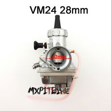 Mikuni VM24 28mm Carburetor For KTM Bike KTM65SX KTM65 SX 1998-2007 2008 2009