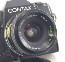 Tamron Adaptall BBAR Multi C 28mm f2.8, Contax/ Yashica fit, Digital compatible