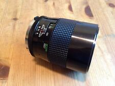 Vivitar Series 1 90mm f/2.5 VMC Macro Lens for Olympus OM Mount