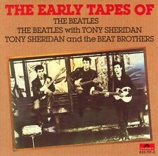 BEATLES - The Early Tapes Of The Beatles - Tony Sheridan