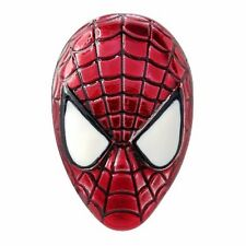 Marvel Comics SPIDERMAN MASK Metal Enamel Costume Pin
