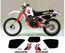 Yamaha TT 600 36 A 1983-1985 Adesivi Grafiche Stickers Decal