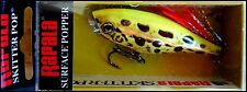 RAPALA  SKITTER POP SP 5 cm LFL (Live Leopard Frog) color