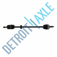 NEW Complete Front Driver Side CV Axle Shaft - w/o ABS  EXCEPT SI MODEL