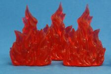 Wall of Fire (3) 77080- Dark Heaven Bones - Reaper Miniatures D&D Wargames
