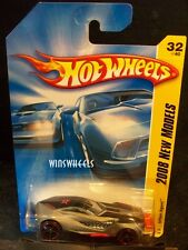 HOT WHEELS 2008 FE #32 -196-1 URBAN AGENT BLAK NMC AMER