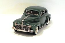 BROOKLIN 1941 PONTIAC STREAMLINER TORPEDO SEDAN COUPE BRK 206