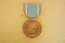 US USA United Nations Observer Medal Military Hat Lapel Pin