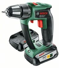 10 Only Bosch PSR18Li-2 18V 2.5AH 2 Speed Drill/Driver 06039B0171 3165140814195'