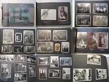 Chemnitz - WV Cimbria 1931-33 + Leverkusen + Glauchau usw. - Album / Studentika