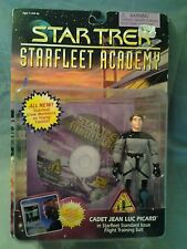 Playmates STAR TREK  Star Fleet Academy CADET JEAN LUC PICARD Action Figure ☆