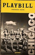 Chicago Broadway Musical Playbill Mel B Melanie Brown Scary Spice Girls