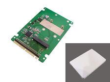 """Boitier Adaptateur mSATA vers IDE 44 (2.5"""") - Pour SSD mSATA (Sata module)"""