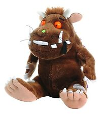 "Aurora The Gruffalo Sitting 7"" Cuddly Soft Plush Bedtime Teddy Bear Xmas Gift"