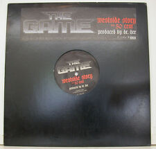 "THE GAME WESTSIDE STORY FEAT. 50 CENT PRODUCED BY DR. DRE 12"" MAXI SINGLE (i558)"