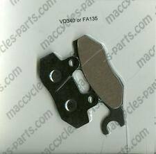 Triumph Disc Brake Pads Sprint GT/ ST 1050cc 2005-2014 Rear (1set)