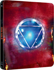 Iron Man 3 - Limited Edition Steelbook (Blu-ray 2D/3D)  BRAND NEW!!