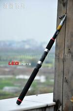 2.4M 7.87FT Telescopic Fishing Rod Travel Spinning Fishing Pole I4S9