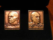Grant Hill Jason Kidd Highland Mint One Troy Ounce Bronze Medallion Set /5000
