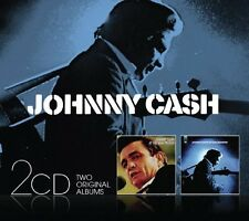 Johnny Cash - At San Quentin/At Folsom Prison [New CD] Holland - Import