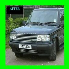Range Rover P38 Upper+Lower Chrome Grill Kit BEST PRICE
