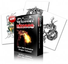 Dragon Tattoos - PDF eBook With Master Resell Rights