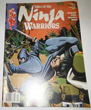 Ninja Warriors Magazine A Tiger In The Shadows October 1988 081914R