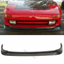 Fit 91-99 Toyata MR2 Coupe 2 Door Front Bumper Lip PU Material CX Style