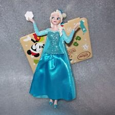 DISNEY STORE 2016 ELSA SKETCHBOOK CHRISTMAS TREE ORNAMENT NEW IN BOX