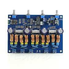 Assembled YJ TPA3116 4.1 class D Bluetooth amplifier board 4*50W+100W Module New