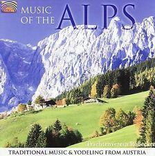 MUSIC OF THE ALPS (5019396199224) NEW CD