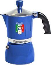 Bialetti Alu Machine À Espresso Moka Kocher Espresso Express Fiammetta Nazionale