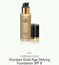 Giordani Gold Age Defying Foundation in Natural Beige by Oriflame  **Brand New**