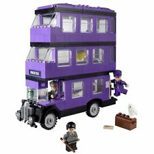 New LEGO Harry Potter The Knight Bus (4866) Retired