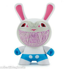 "KIDROBOT 8"" DUNNY VINYL TOY - RON ENGLISH GRIN CHASE"