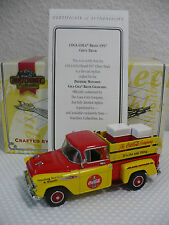 Matchbox   Models of Yesteryear 1957 Chevrolet Coca Cola  1:43