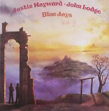 JUSTIN HAYWARD & JOHN LODGE  ( NEW SEALED CD  ) BLUE JAYS  ( THE MOODY BLUES )